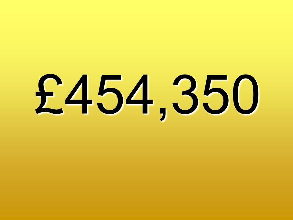 £454,350