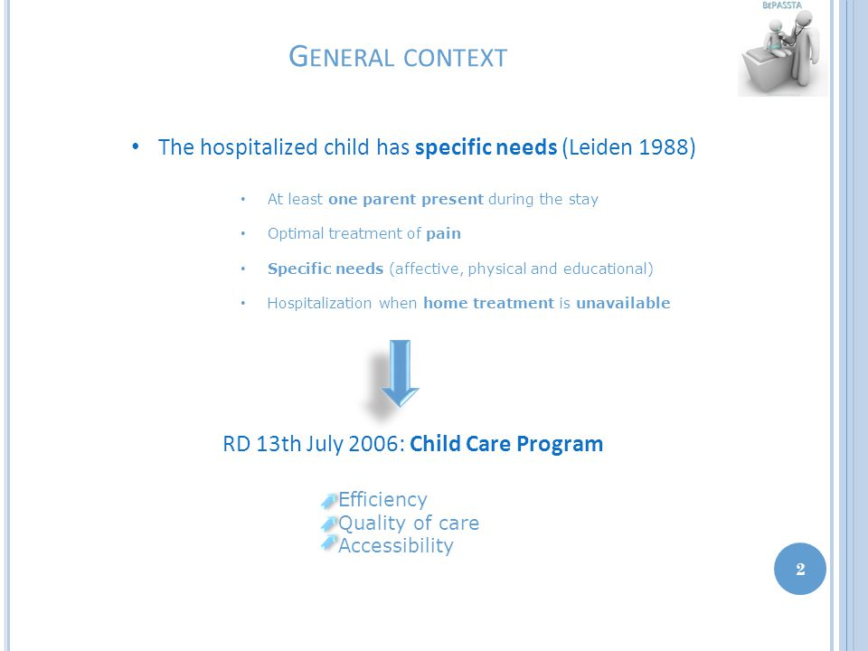 D ISCUSSION AND PROPOSITIONS 43 Observation 2.Not all the children staying in the hospital longer than un usual consultation should be considered observed.