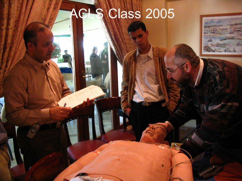 ACLS Class 2005