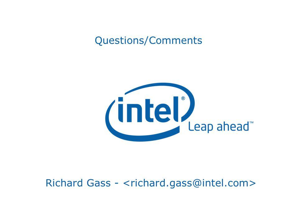 Questions/Comments Richard Gass - 2010051337Zon/Tashi Overviewi – ETRI