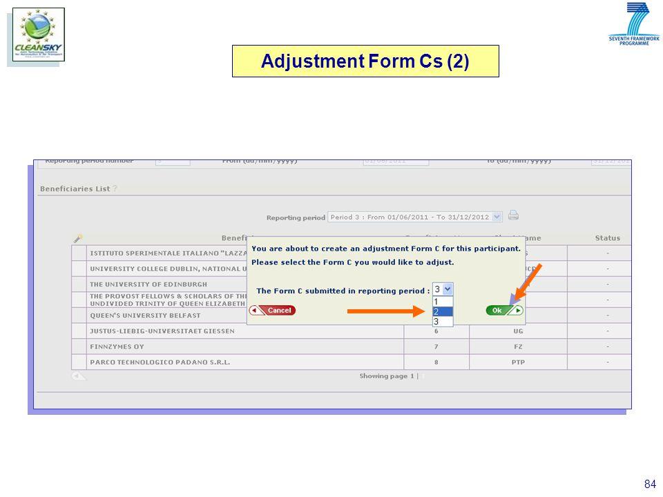 84 Adjustment Form Cs (2)