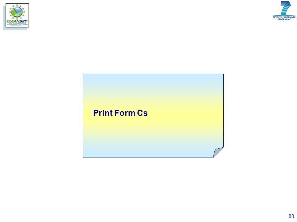 88 Print Form Cs