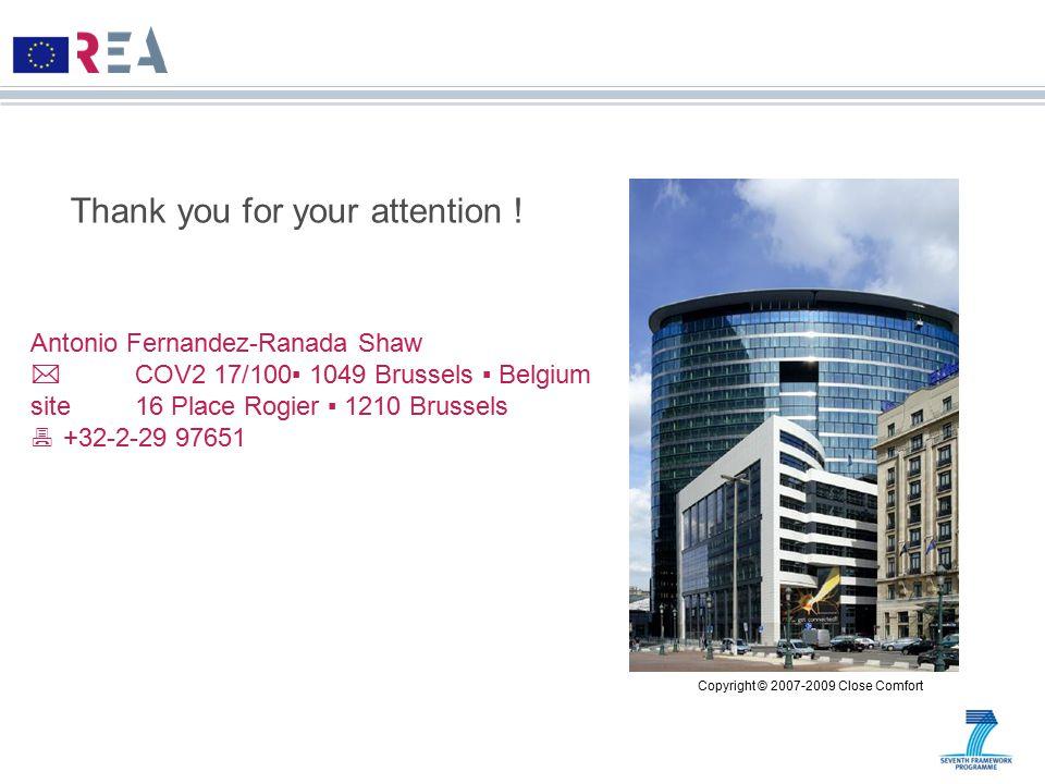 Antonio Fernandez-Ranada Shaw  COV2 17/100▪ 1049 Brussels ▪ Belgium site 16 Place Rogier ▪ 1210 Brussels  +32-2-29 97651 Copyright © 2007-2009 Close