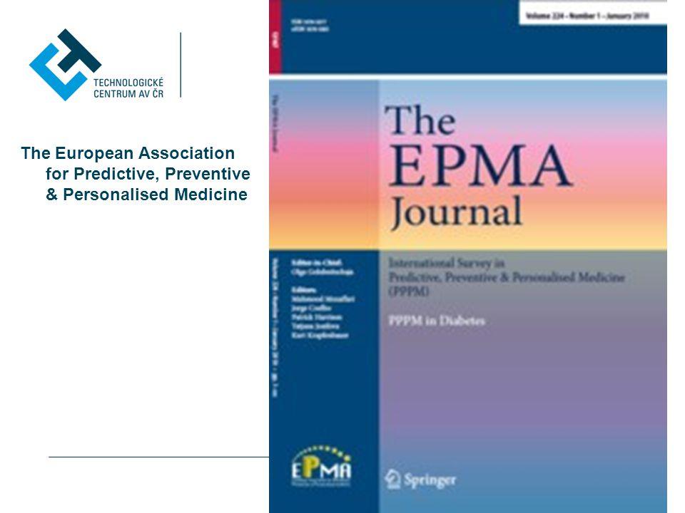The European Association for Predictive, Preventive & Personalised Medicine