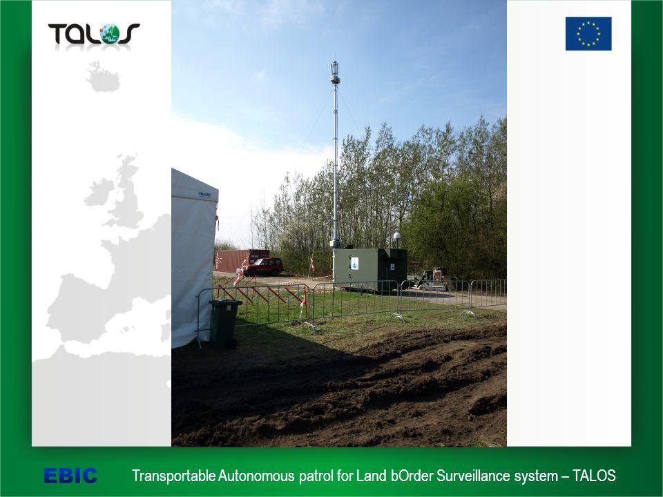Transportable Autonomous patrol for Land bOrder Surveillance system – TALOS FP7 PROJECT FINALIZED