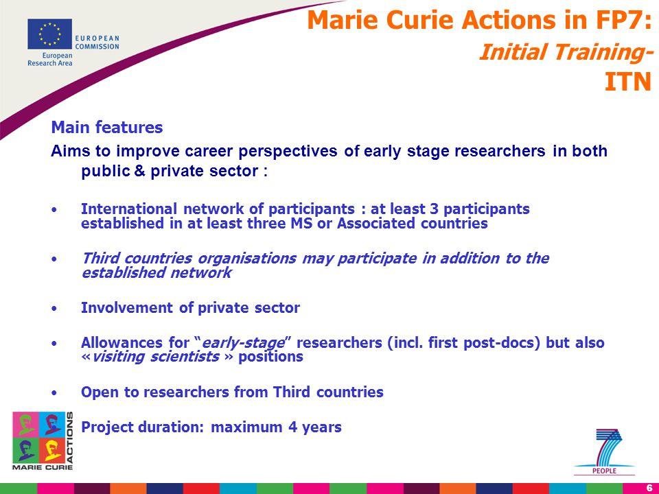 27 Information Information People programme http://cordis.europa.eu/fp7/people/home_en.html Marie Curie Actions: http://ec.europa.eu/research/mariecurieactions THE MOBILITY WEB PORTAL http://ec.europa.eu/euraxess/index_en.cfm Registration of experts: http://cordis.europa.eu/emmfp7/