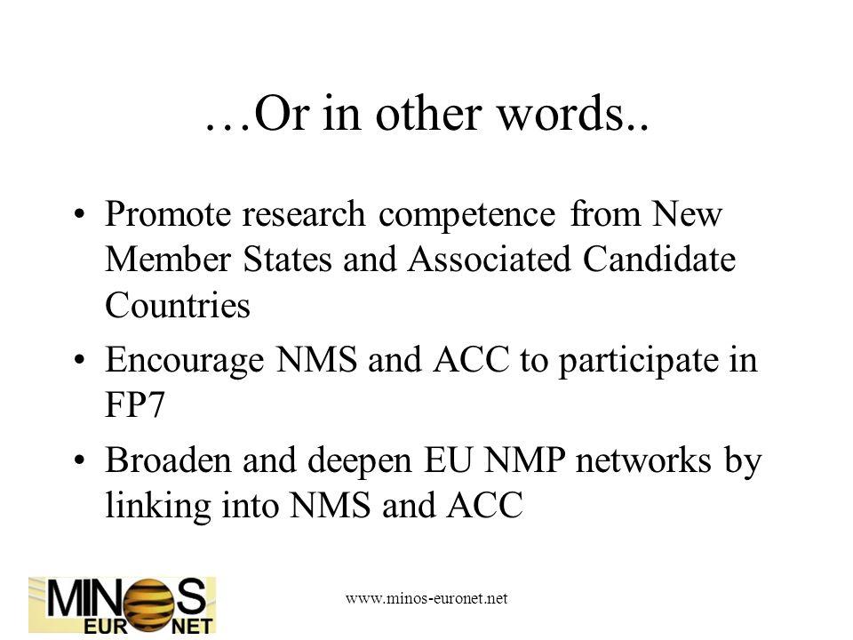 www.minos-euronet.net …Or in other words..