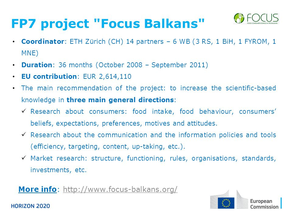 FP7 project