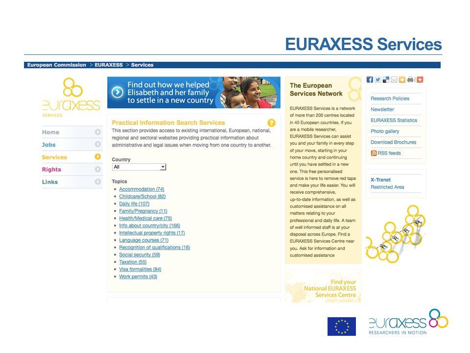 EURAXESS Services