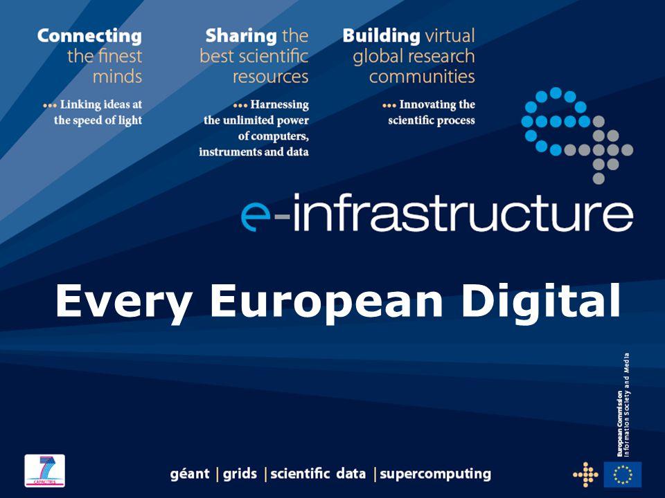 20 Every European Digital