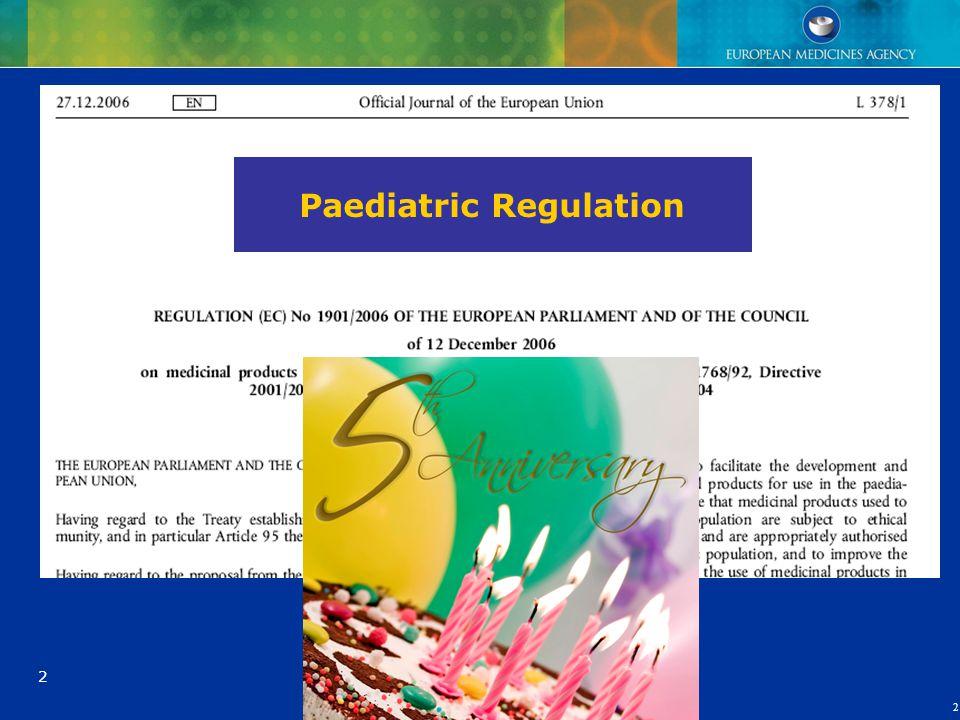 2 2 Paediatric Regulation