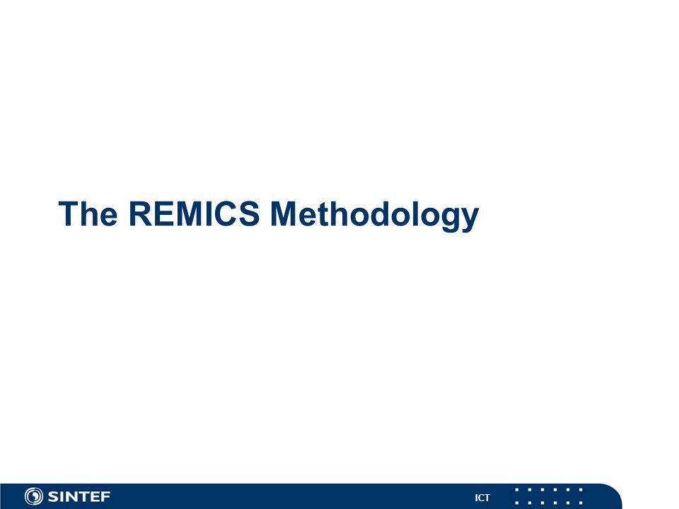 ICT The REMICS Methodology