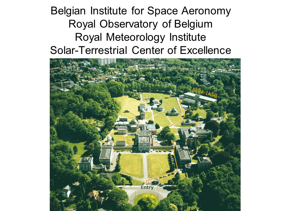 Created in 1964 Main tasks are public service and research in the field of the space aeronomy Data knowledge, gathered using ground-based, balloon, rockets and satellites observations within the framework of physics and chemistry of the atmosphere and outer space.
