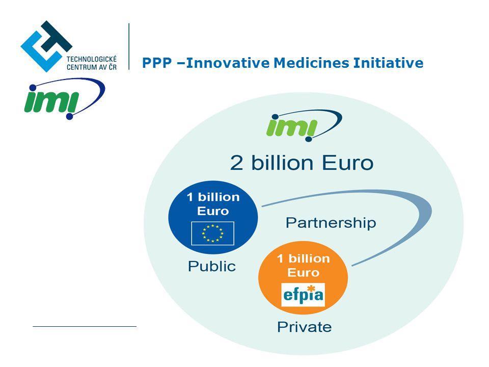 PPP –Innovative Medicines Initiative 9