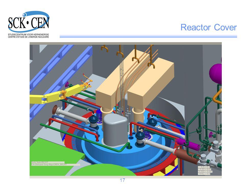Reactor Cover 17