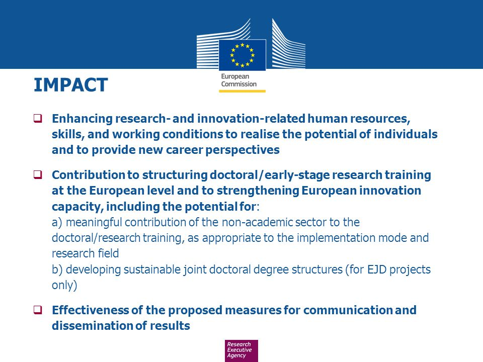  Enhancing research- and innovation-related human resources, skills, and working conditions to realise the potential of individuals and to provide ne