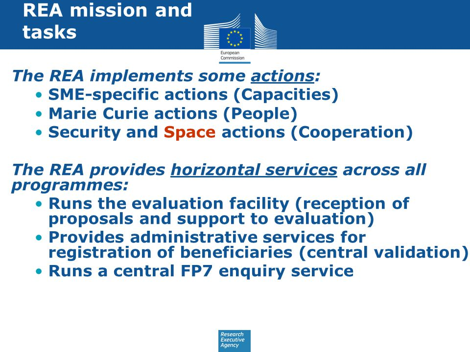 The strategic mission of the European Space Policy, jointly developed by the European Commission and the ESA, is based on the peaceful exploitation of outer space.
