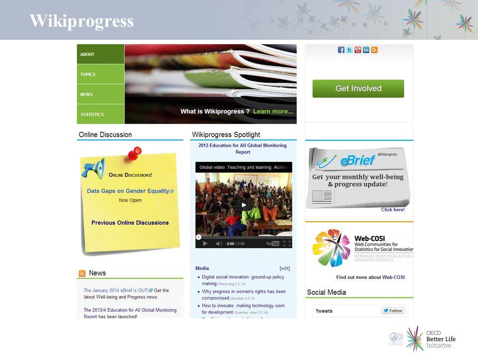 Wikiprogress