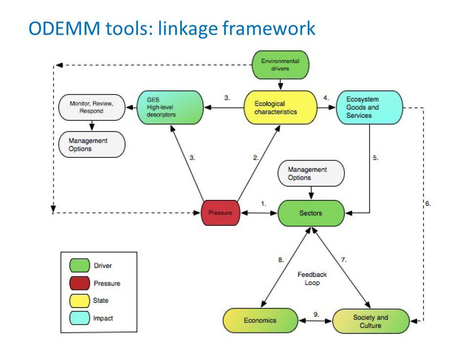 ODEMM tools: linkage framework