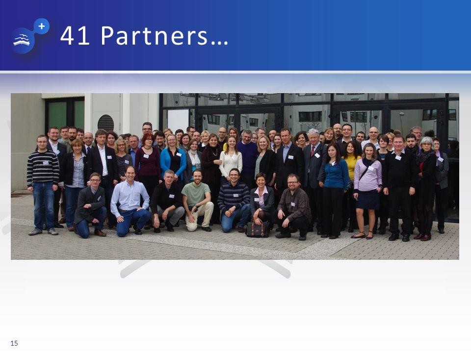 41 Partners… 15