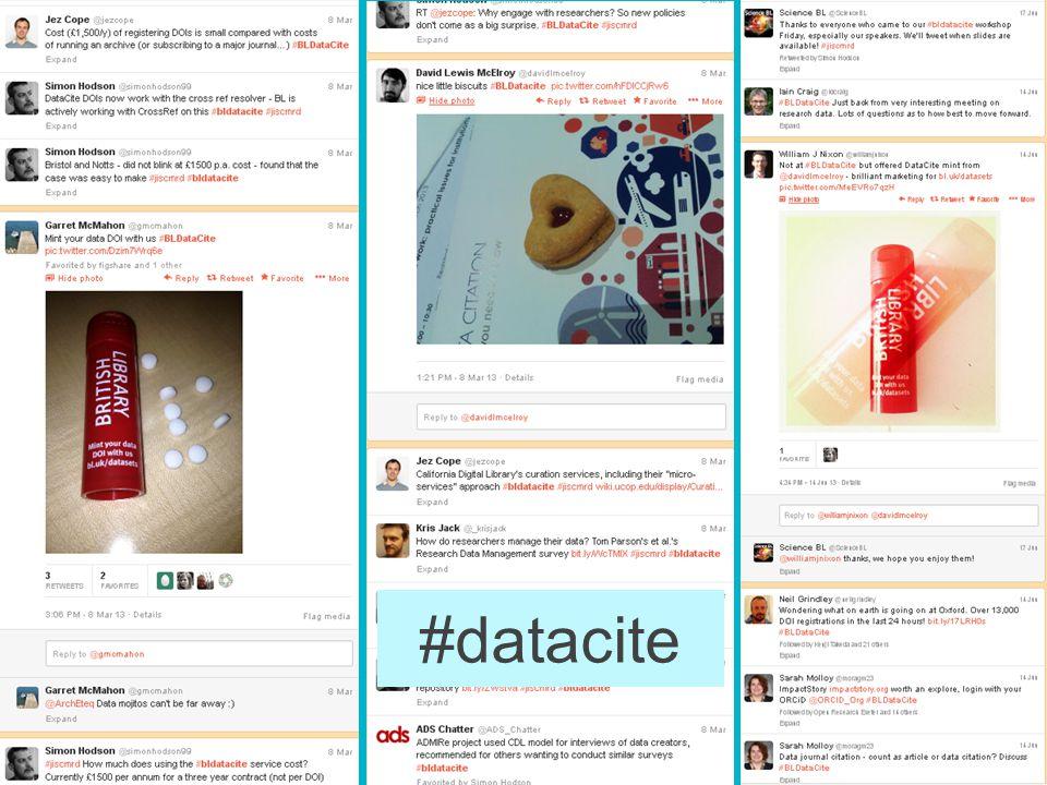 www.bl.uk 7 #datacite