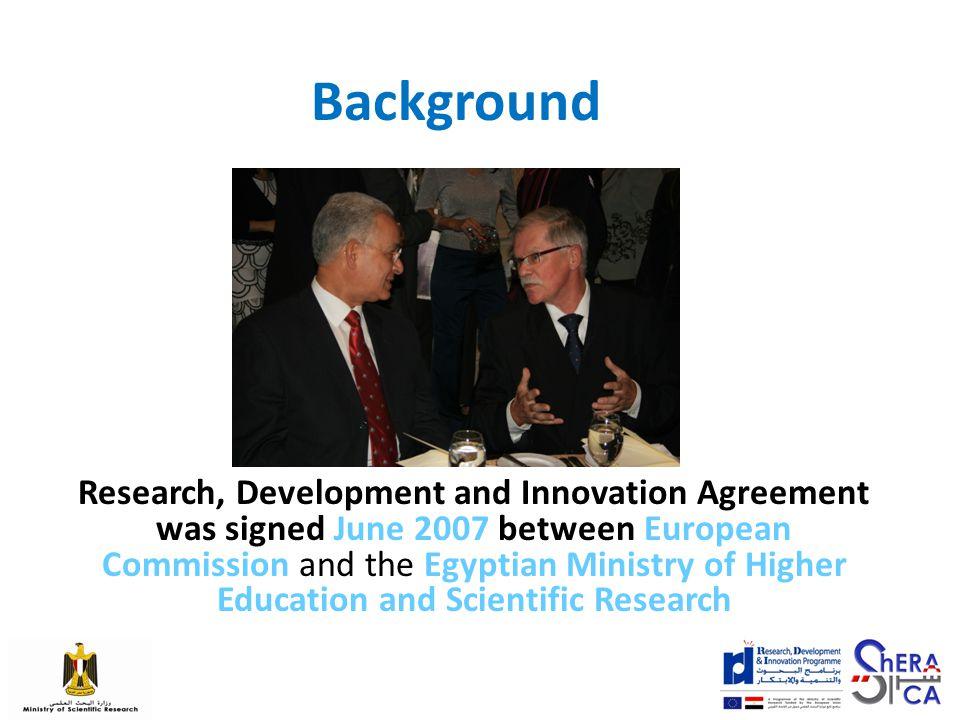 Research, Development & Innovation (RDI) Programme