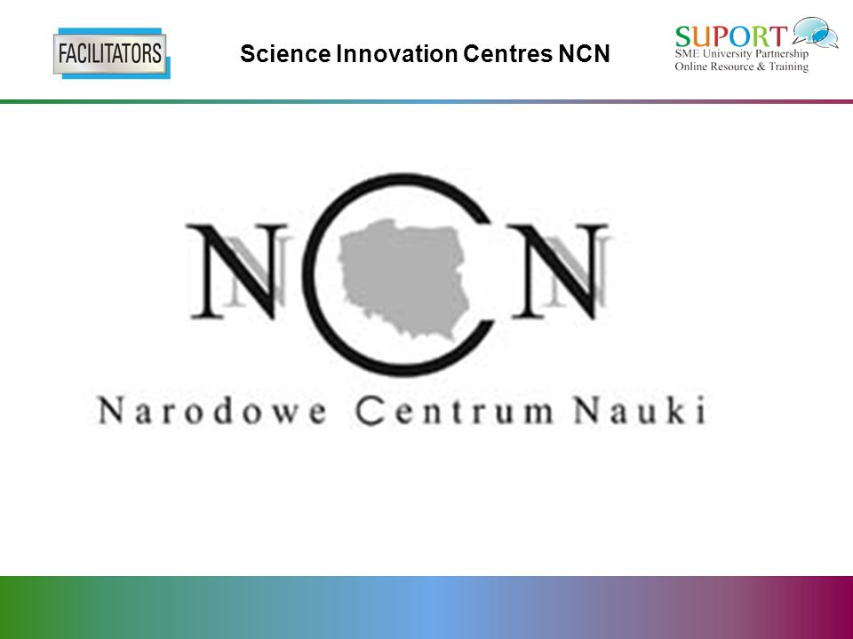 Science Innovation Centres NCN