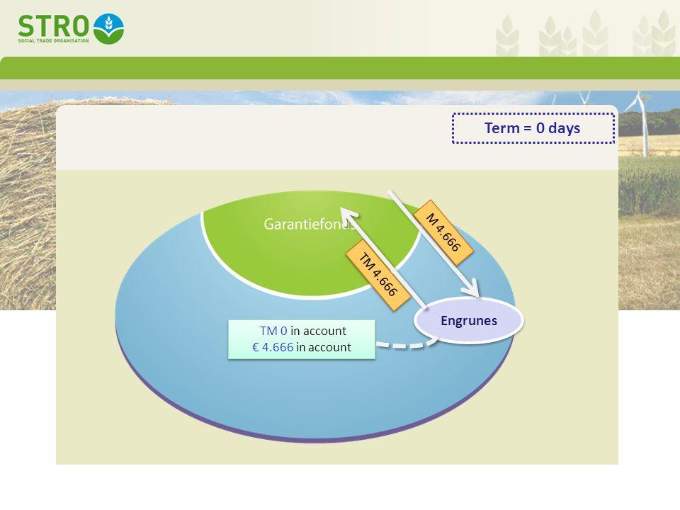 Engrunes TM 4.666 TM 0 in account € 4.666 in account TM 0 in account € 4.666 in account M 4.666 Term = 0 days
