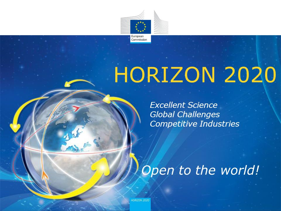 1.The EU s Horizon 2020 programme and international cooperation 2.Cooperation with Russia in FP7 3.ERA-Net.RUS Plus: Open and upcoming calls Structure