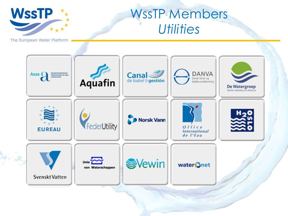 WssTP Members Utilities