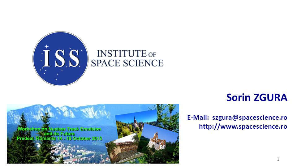 Mechanisms for Stimulating the Appearance of New Research Directions (ii) Participation in national and international educational activities By strengthening the ISS involvement in national and international higher- education activities (e.g.