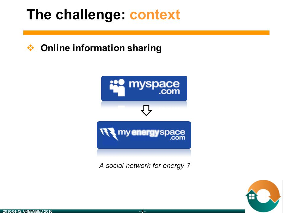 2010-04-12, GREEMBED 2010- 26 -  User interface (challenge participant)  Content : Ecoffices : where ?