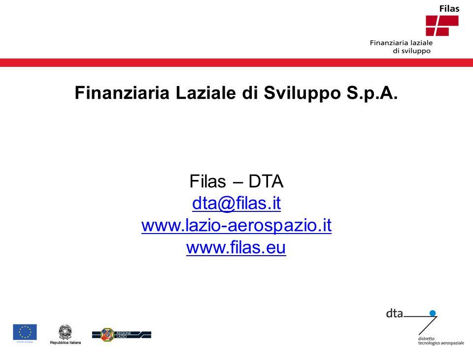 Finanziaria Laziale di Sviluppo S.p.A.