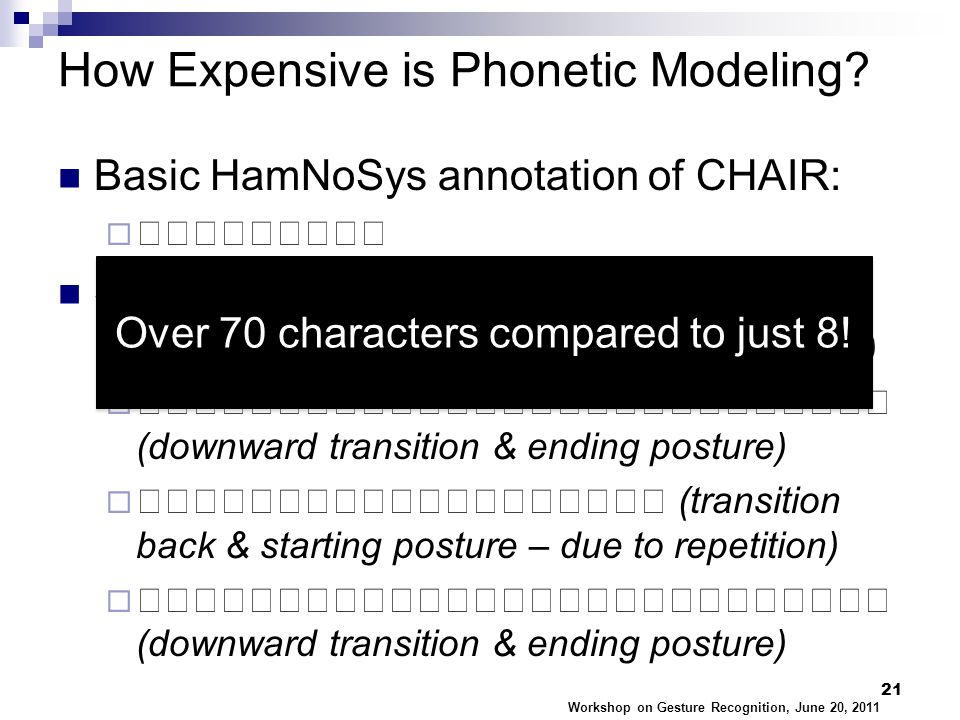 How Expensive is Phonetic Modeling.