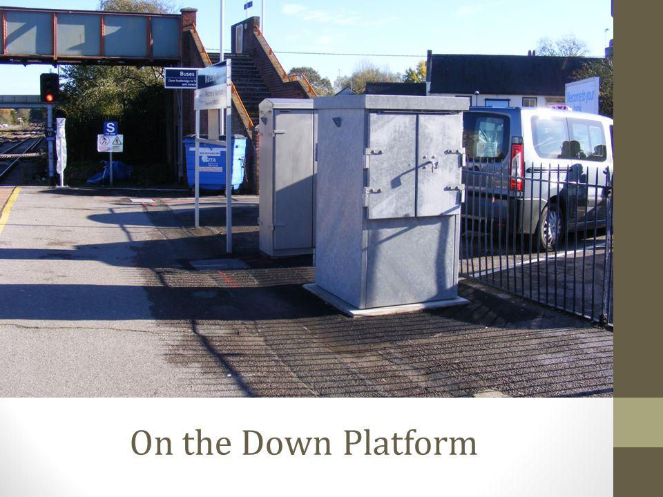 On the Down Platform