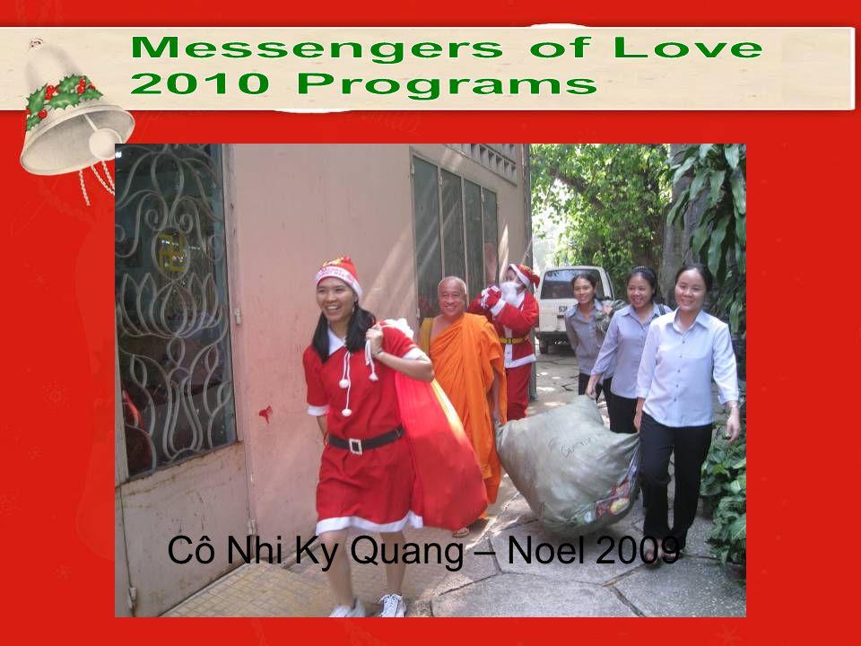 Cô Nhi Ky Quang – Noel 2009