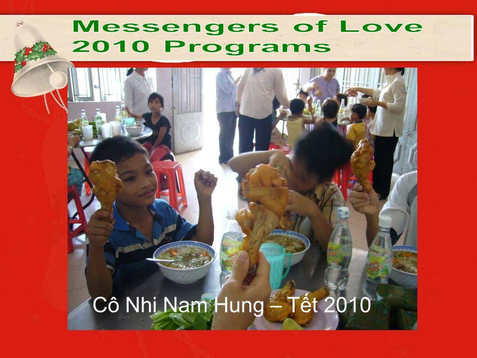 Cô Nhi Nam Hung – Tết 2010