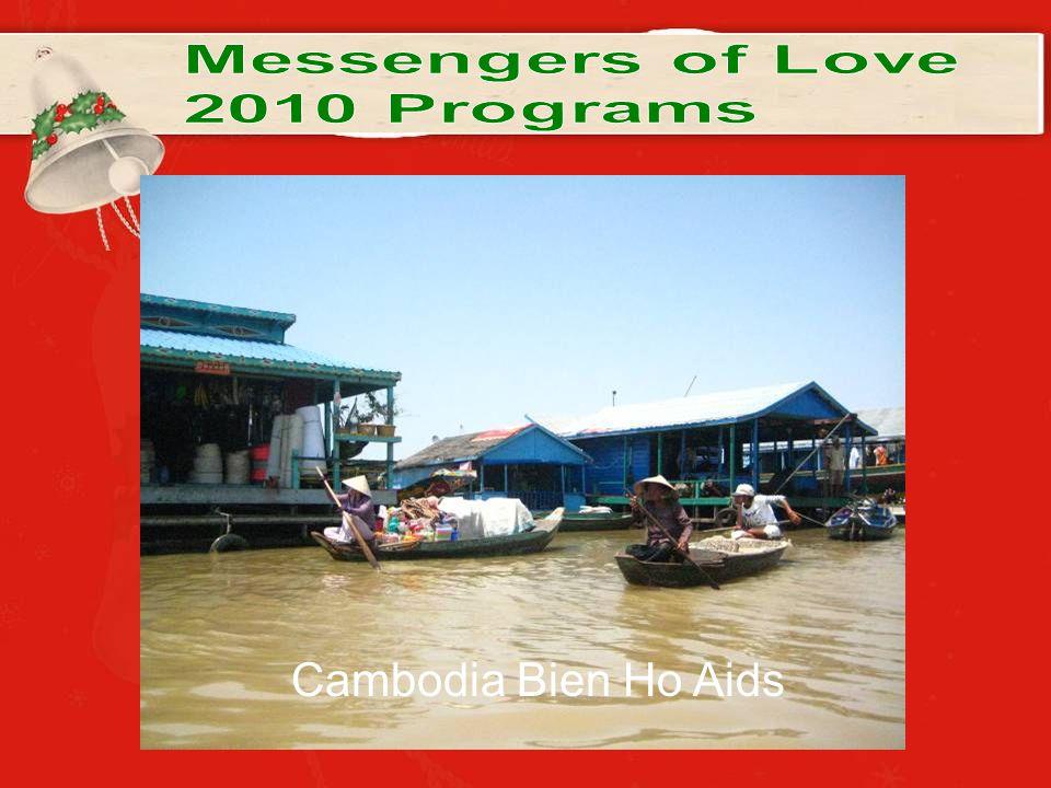 Cambodia Bien Ho Aids
