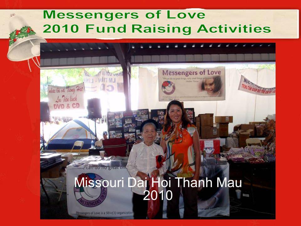 Missouri Dai Hoi Thanh Mau 2010