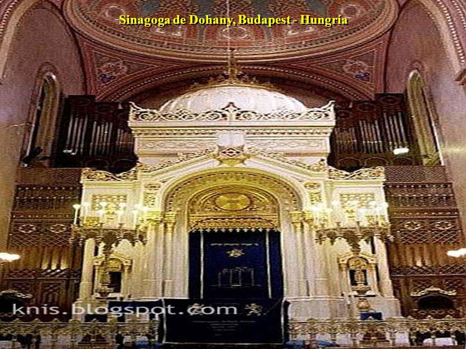 Sinagoga en Cracovia - Polonia