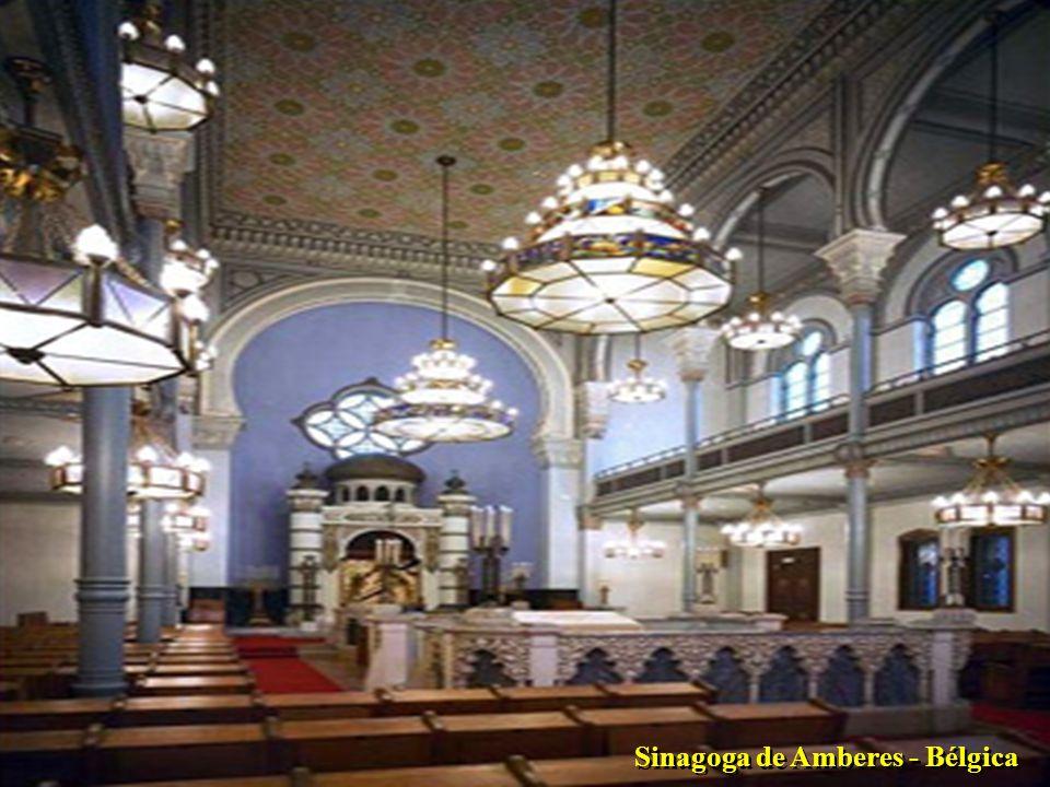 Sinagoga de Sarajevo - Bosnia