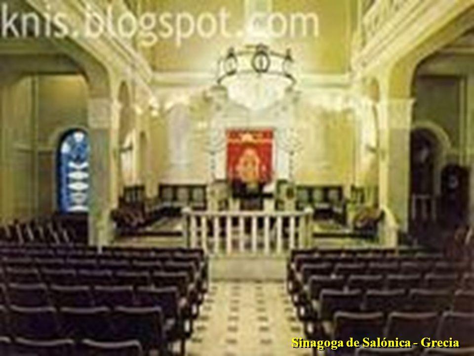 Sinagoga de Salónica - Grecia