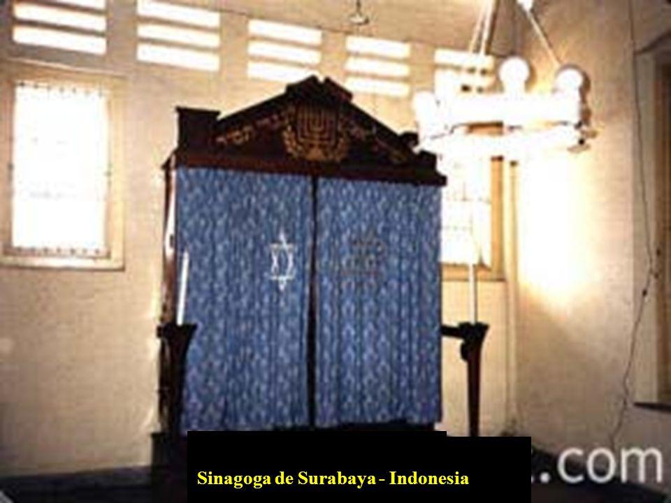 Sinagoga de Jobar, Damasco - Siria