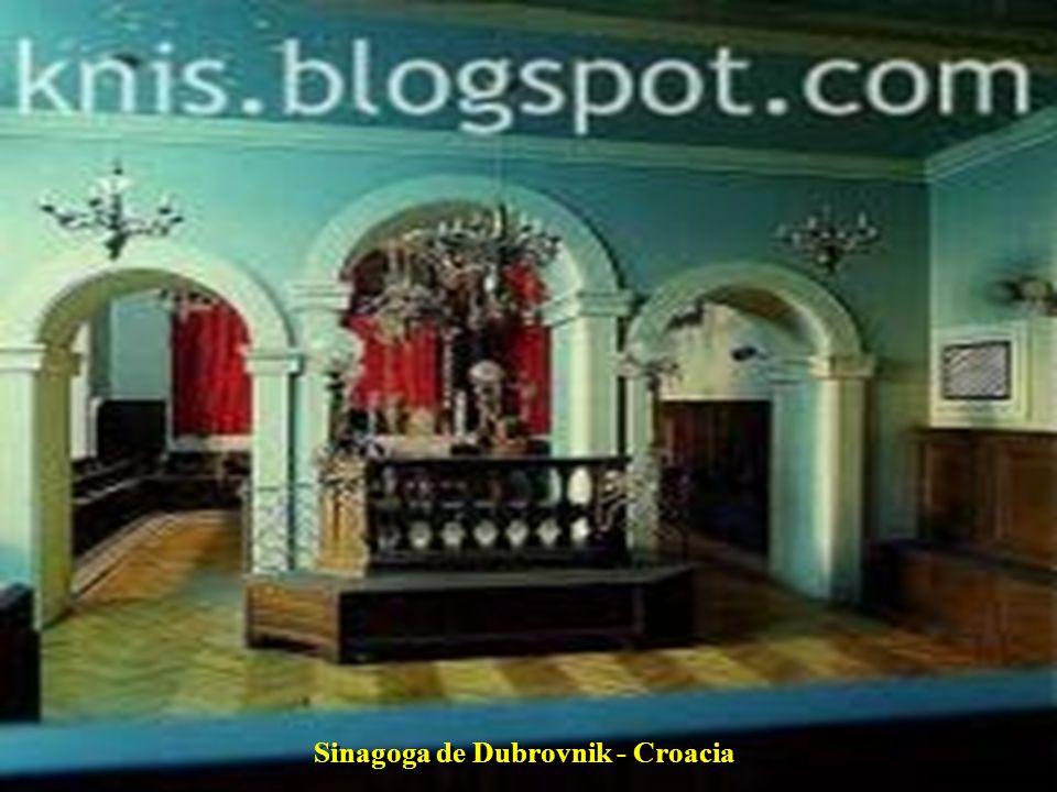 Sinagoga de Surabaya - Indonesia
