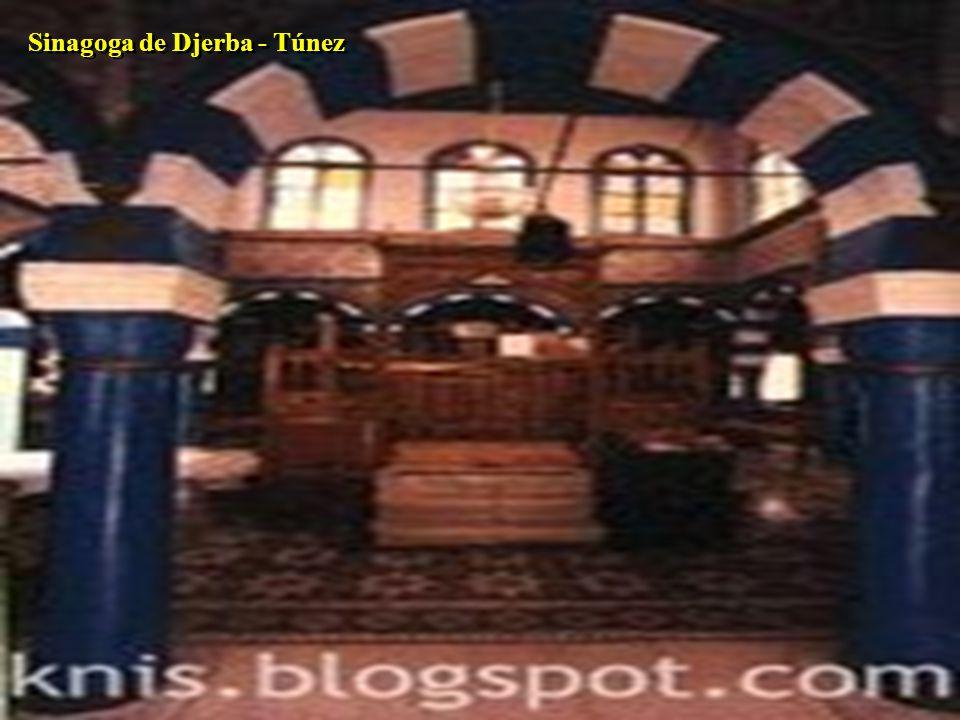 Sinagoga Rodfe Tsedek - Méjico