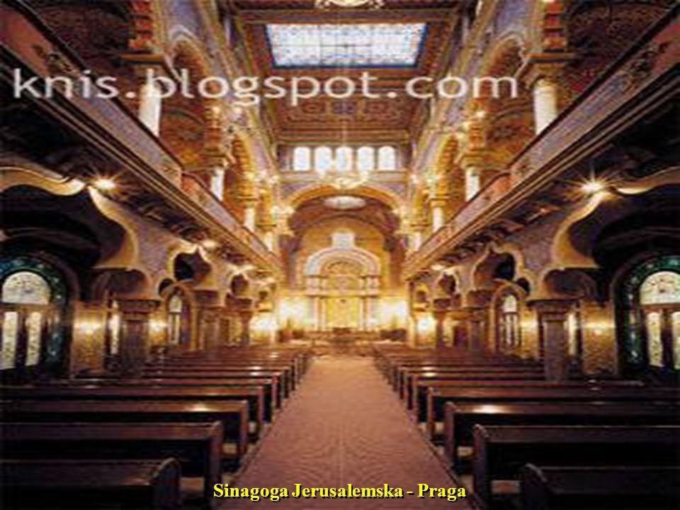 Sinagoga de Tlomacka - Varsovia