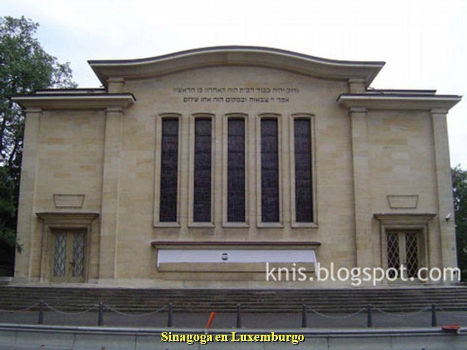 Sinagoga de Astana - Kazajastan