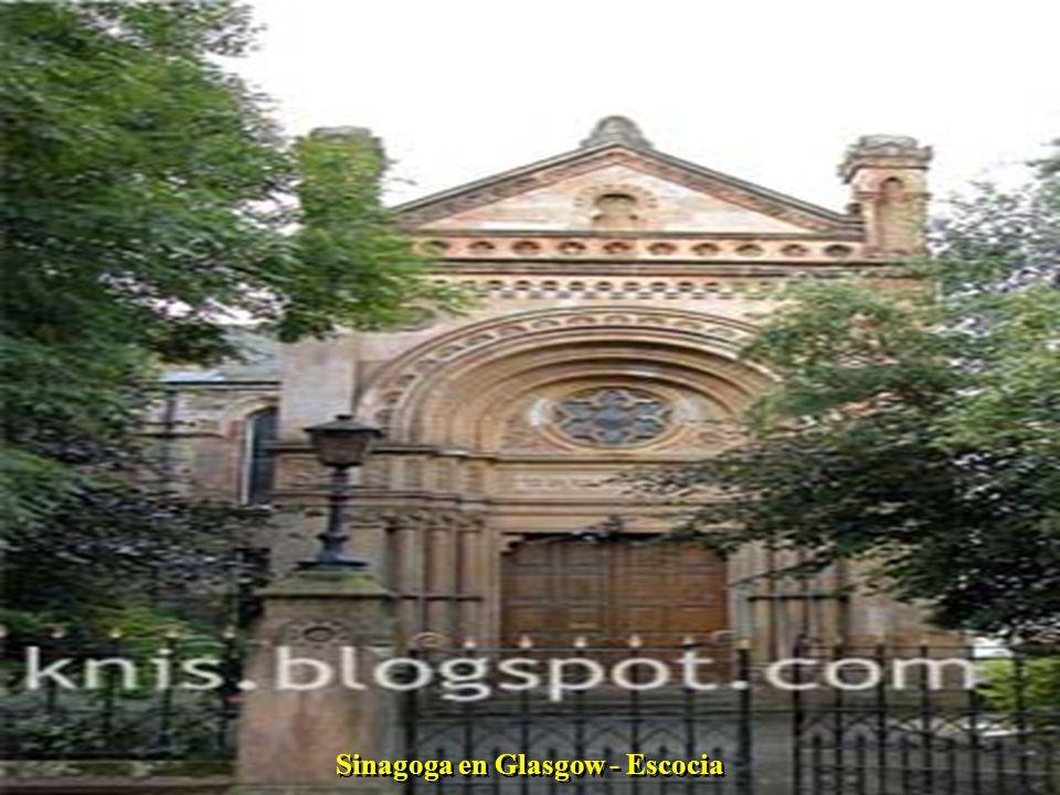 Sinagoga en Luxemburgo