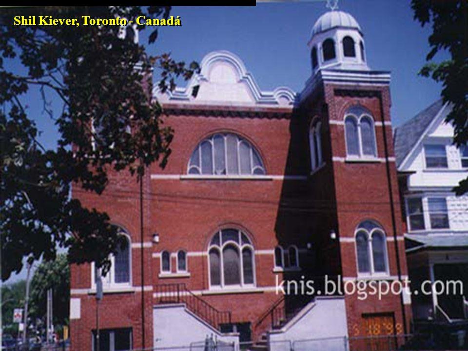 Sinagoga en Modena - Italia
