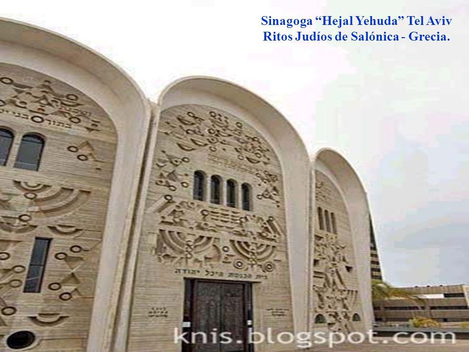 Sinagoga Cimbalista - Tel Aviv